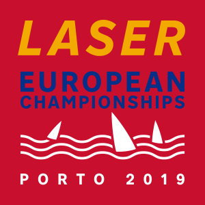 2019 laser senior europeans logo